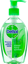 Dettol Instant Liquid Hand Sanitizer Refresh Anti-Bacterial